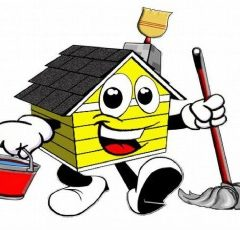 Keeping Your Home Clean With Professional House Cleaning