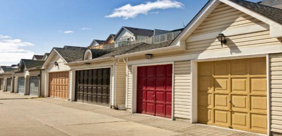 """A Garage Door Opener Is A """"Must Have"""" Option"""