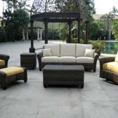 Making the Perfect Outdoor Room with Modern Outdoor Furniture in Charleston SC