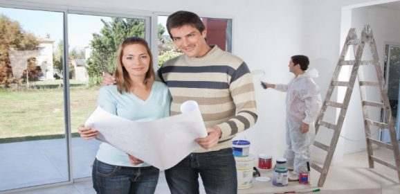Professional Painting Contractors Get The Job Done Correctly
