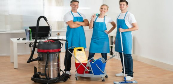 Cleaning Services for Your Business and Office